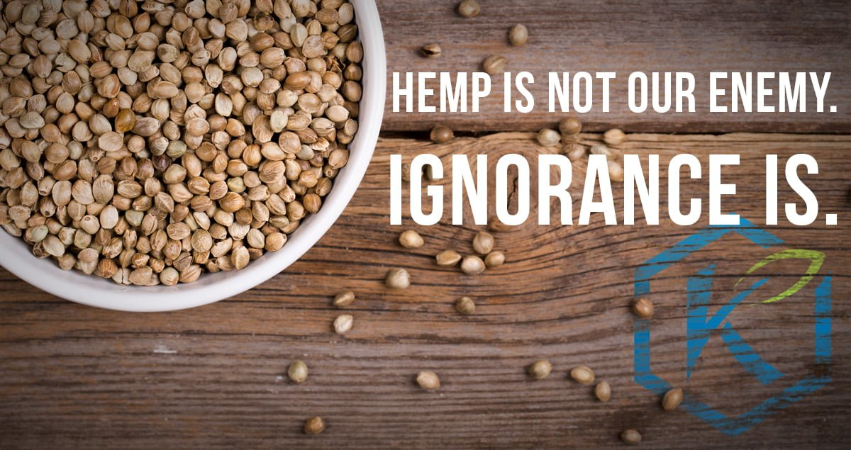 Kannaway Hemp Is Not The Enemy